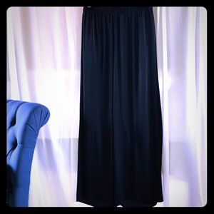 Extra Wide-Leg Formal Pant